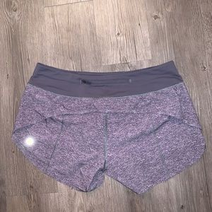 Lululemon Grey Shorts NEVER WORN